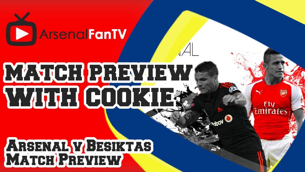 Arsenal v Besiktas Match Preview