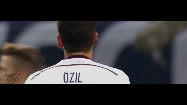 Özil at his chance creating best vs Georgia